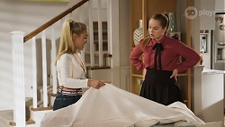 Roxy Willis, Harlow Robinson in Neighbours Episode 8173