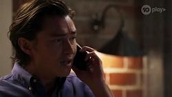 Leo Tanaka in Neighbours Episode 8173