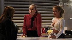 Terese Willis, Harlow Robinson, Roxy Willis in Neighbours Episode 8174