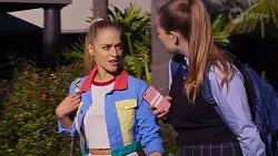 Roxy Willis, Harlow Robinson in Neighbours Episode 8174