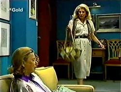 Helen Daniels, Madge Bishop in Neighbours Episode 2791