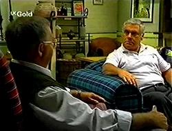 Harold Bishop, Lou Carpenter in Neighbours Episode 2791