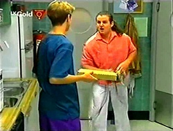 Lance Wilkinson, Toadie Rebecchi in Neighbours Episode 2791