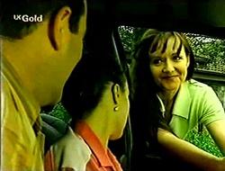 Philip Martin, Debbie Martin, Susan Kennedy in Neighbours Episode 2792