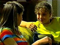 Anne Wilkinson, Hannah Martin in Neighbours Episode 2793