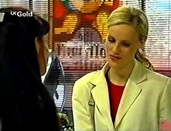 Susan Kennedy, Lisa Elliot in Neighbours Episode 2793
