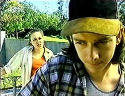 Libby Kennedy, Darren Stark in Neighbours Episode 2793