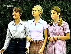 Susan Kennedy, Joanna Hartman, Anne Wilkinson in Neighbours Episode 2793