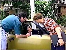 Karl Kennedy, Susan Kennedy, Billy Kennedy in Neighbours Episode 2805