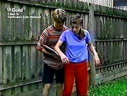 Billy Kennedy, Anne Wilkinson in Neighbours Episode 2805