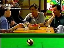 Libby Kennedy, Susan Kennedy, Malcolm Kennedy, Karl Kennedy in Neighbours Episode 2805