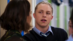 Elly Conway, Richie Amblin in Neighbours Episode 8161