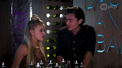 Roxy Willis, Leo Tanaka in Neighbours Episode 8177