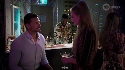 Pierce Greyson, Chloe Brennan in Neighbours Episode 8177
