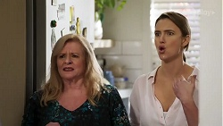 Sheila Canning, Amy Williams in Neighbours Episode 8178