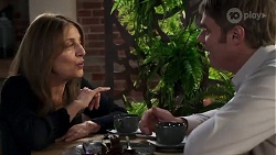 Gail Robinson, Gary Canning in Neighbours Episode 8178