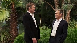 Gary Canning, Paul Robinson in Neighbours Episode 8178