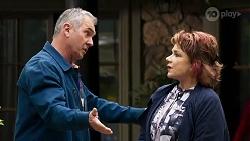 Karl Kennedy, Lyn Scully in Neighbours Episode 8179