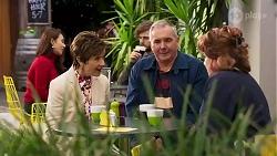 Susan Kennedy, Karl Kennedy, Lyn Scully in Neighbours Episode 8179