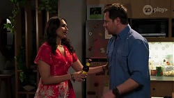 Dipi Rebecchi, Shane Rebecchi in Neighbours Episode 8180