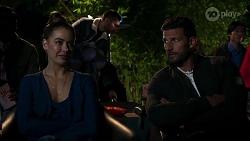 Chloe Brennan, Pierce Greyson in Neighbours Episode 8180