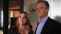 Terese Willis, Paul Robinson in Neighbours Episode 8181