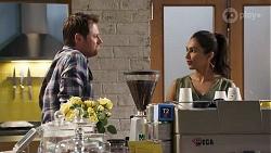Shane Rebecchi, Dipi Rebecchi in Neighbours Episode 8182