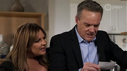 Terese Willis, Paul Robinson in Neighbours Episode 8182