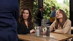 Rebecca Napier, Gail Robinson in Neighbours Episode 8182