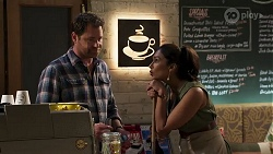 Shane Rebecchi, Dipi Rebecchi in Neighbours Episode 8183
