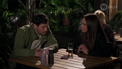 Finn Kelly, Bea Nilsson in Neighbours Episode 8183