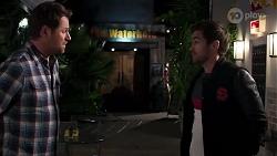 Shane Rebecchi, Ned Willis in Neighbours Episode 8183