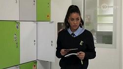 Yashvi Rebecchi in Neighbours Episode 8184