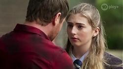 Shane Rebecchi, Mackenzie Hargreaves in Neighbours Episode 8184
