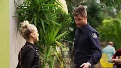 Roxy Willis, Mark Brennan in Neighbours Episode 8184