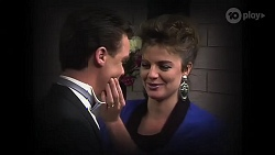 Paul Robinson, Gail Robinson in Neighbours Episode 8185