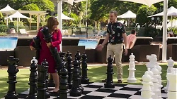 Terese Willis, Paul Robinson in Neighbours Episode 8185