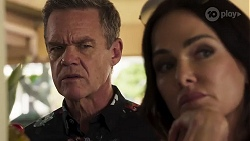 Paul Robinson, Christina Robinson in Neighbours Episode 8185
