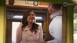 Rebecca Napier, Gary Canning in Neighbours Episode 8185