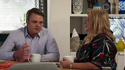 Gary Canning, Terese Willis in Neighbours Episode 8185