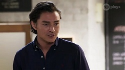 Leo Tanaka in Neighbours Episode 8185