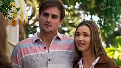 Kyle Canning, Amy Williams in Neighbours Episode 8186