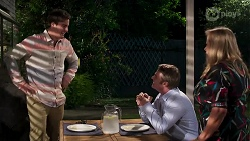Kyle Canning, Gary Canning, Sheila Canning in Neighbours Episode 8186
