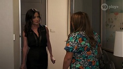 Caroline Alessi, Terese Willis in Neighbours Episode 8186
