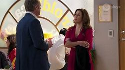 Paul Robinson, Rebecca Napier in Neighbours Episode 8187