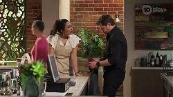 Dipi Rebecchi, Shane Rebecchi in Neighbours Episode 8188