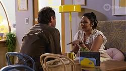 Shane Rebecchi, Dipi Rebecchi in Neighbours Episode 8189