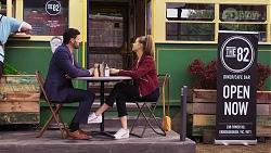 Pierce Greyson, Chloe Brennan in Neighbours Episode 8189