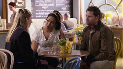 Mackenzie Hargreaves, Dipi Rebecchi, Shane Rebecchi in Neighbours Episode 8189