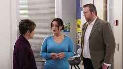 Susan Kennedy, Cherie Reyner, Matty Muggleton in Neighbours Episode 8189